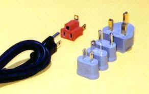 International Wall Plug Adapters